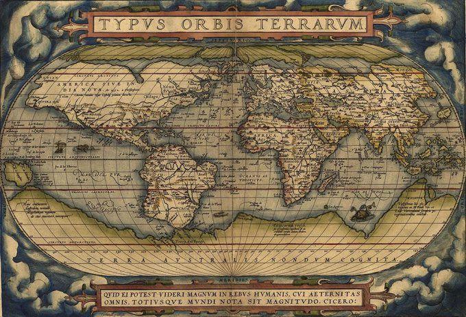 Këto 15 harta do tiu ndryshojnë perceptimin se si e shikoni botën (FOTO)