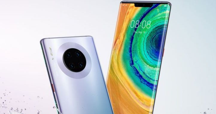 Huawei prezanton serine Mate 30 super inovative
