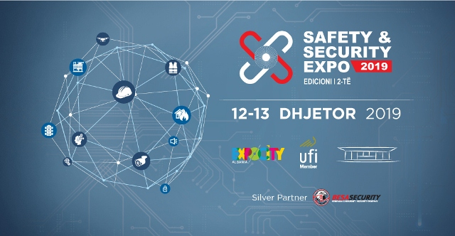 Panairi Safety & Security Expo 2019, ne datat 12-13 Dhjetor, 2019