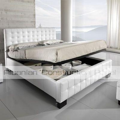 krevat me dyshek ngrites andrea arredo