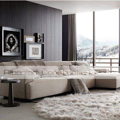 Divan modern per shtepi brunes for Brunes albania