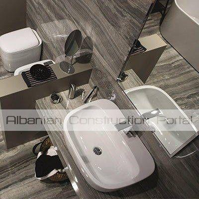 Pllaka tualeti brunes for Brunes albania
