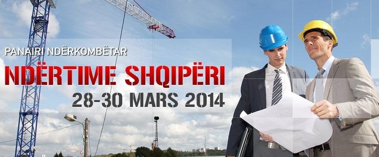 PANAIRI nderkombetar 2014 mars Panairi Nderkombetar NDERTIME SHQIPERIA 28 30 Mars 2014