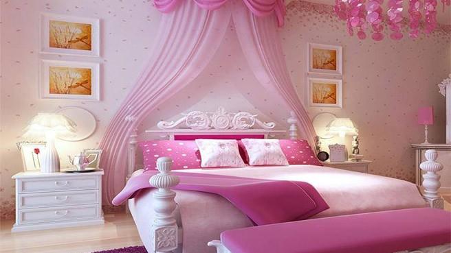 Dhoma gjumi per vajza, trendet e reja te 2015  ACP