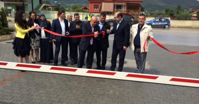Inagurohet terminali i ri i autobuzeve ne Berat1 Inagurohet terminali i ri i autobuzeve ne Berat