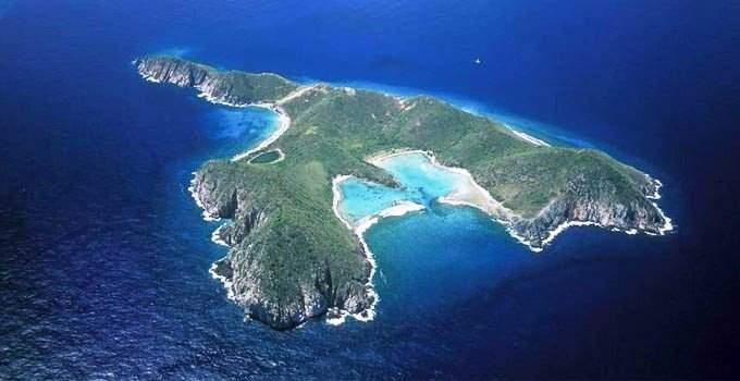 Image result for Ishujt e virgjër Britanikë