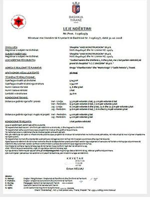 Kompleksi Xhanfize Keko 2 – Andi Konstruksion Shpk