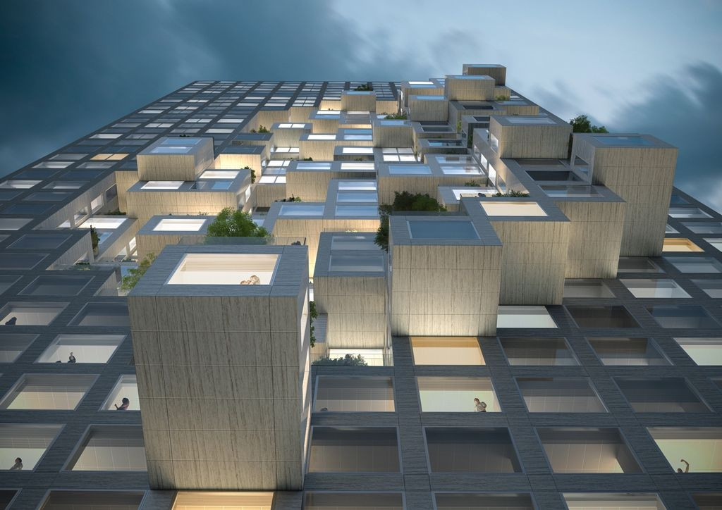 Projekti DownTown Tirana | Kastrati Construction